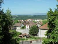 View on Bussigny