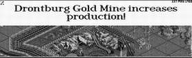 Drontburg Goldmine increases production