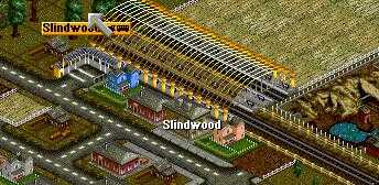 Slindwood Railroad Station