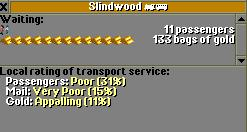 Slindwood Service rating