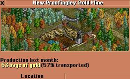New Pronfingley Gold Mine