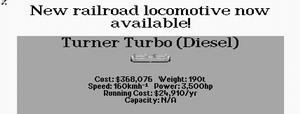 The new Turbo Diesel